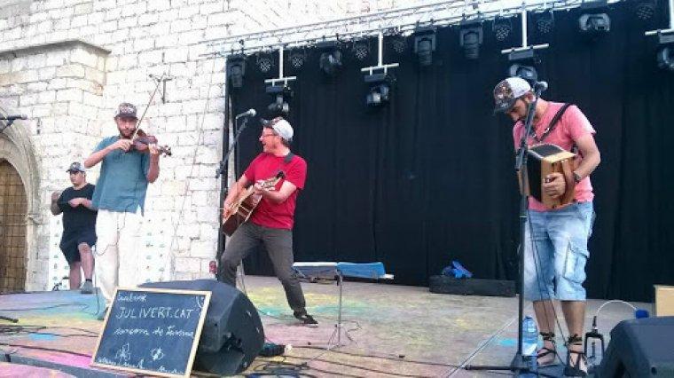 La banda torrenca Julivert oferirà una actuació musical