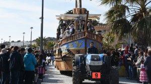 Imatge d'arxiu de la Rua de Carnaval de Torredembarra.
