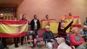 El ple de Torredembarra ha presentat una imatge poc habitual