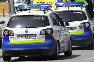 Policia local de Cambrils.
