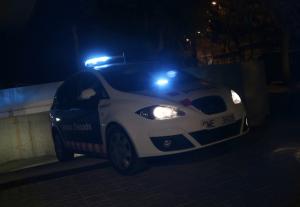 Cotxe dels Mossos d'Esquadra, en una imatge d'arxiu.