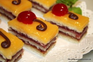 Rebosteria pastissera: Tallat de gerds