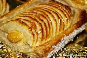 Brioixeria: Pastes de poma