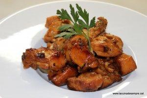 Carutx de pollastre
