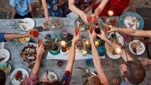 Sopars d'estiu a la fresca