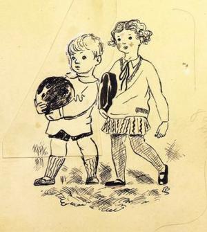 Il·lustració de Josep Obiols
