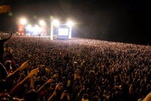 Els concerts a la platja del Bogatell