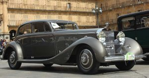 un cotxe de la hispano suiza
