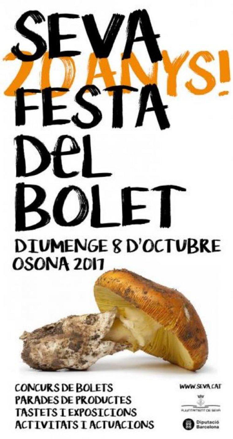 Festa del Bolet de Seva