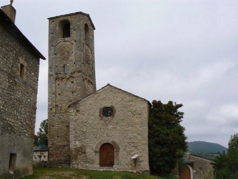 Església de Santa Eugènia de Nerellà