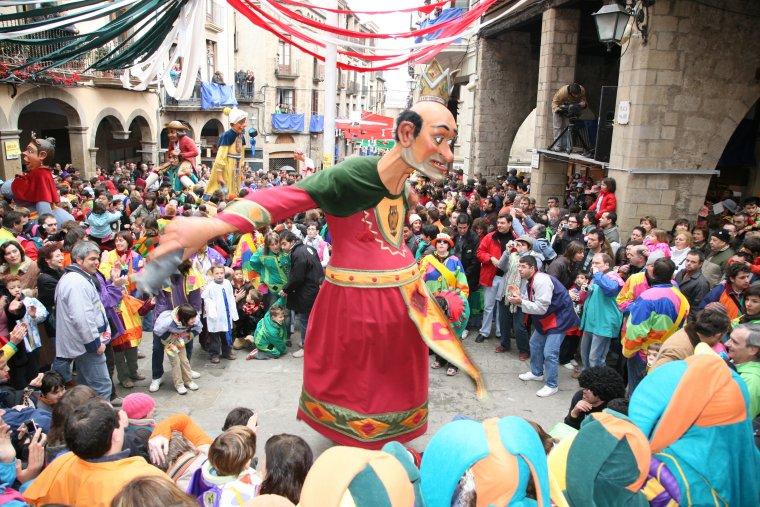Solsona en Carnaval