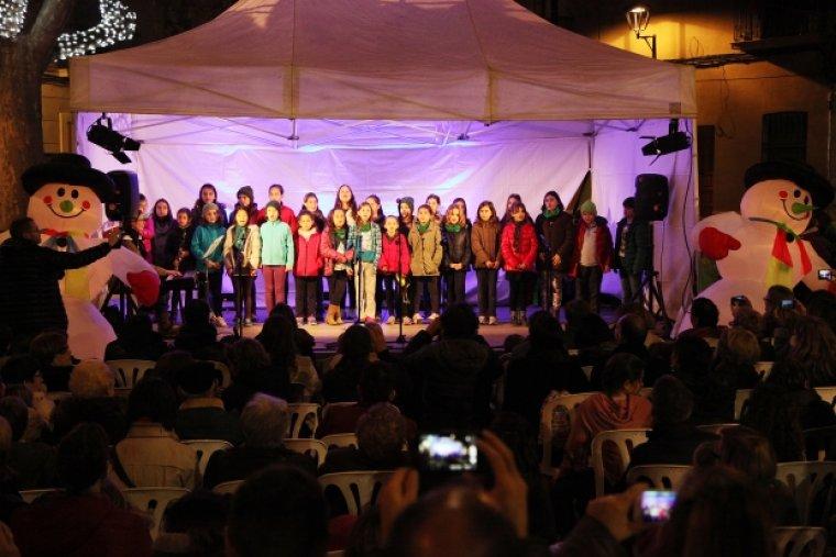 Cantar nadales és una tradició
