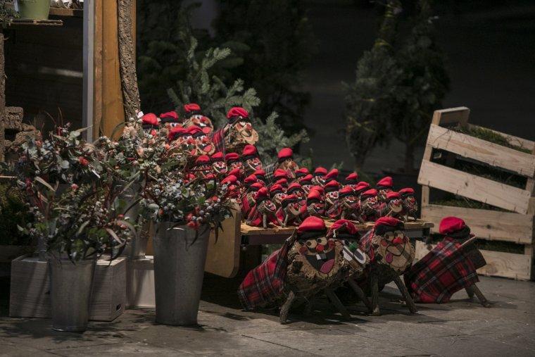 El caga tió, una tradició estesa a Catalunya