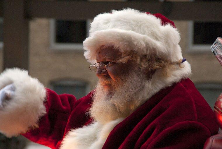 El Pare Noel, Sant Nicolau, és la figura més extensa