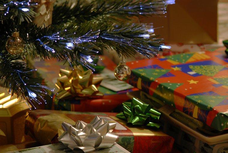 Els regals de Nadal apareixen de manera misteriosa