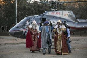 Els Reis d'Orient a Sant cugat