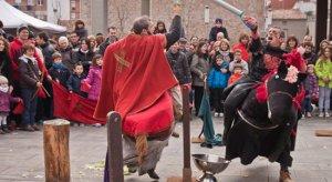 Fira de Sant Hilari, la fira del camí ral de Vilanova del Camí