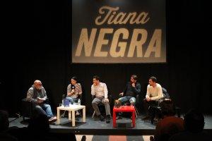 La novel·la negra pren protagonisme a Tiana