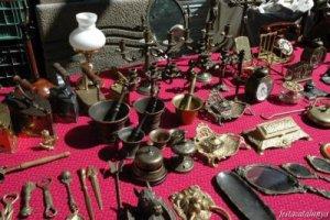 Mercat d'Artesans, Pintura i Brocanters