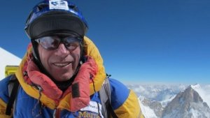 Òscar Cadiach, el primer occidental en pujar a l'Everest sense oxigen