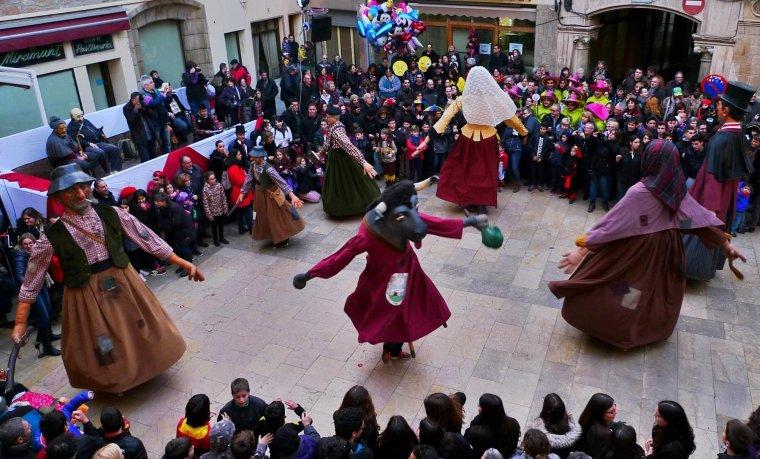 Imatge d'arxiu de la Festa del Brut i la Bruta