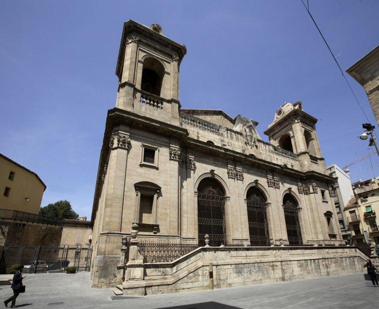 Catedral nova de Lleida