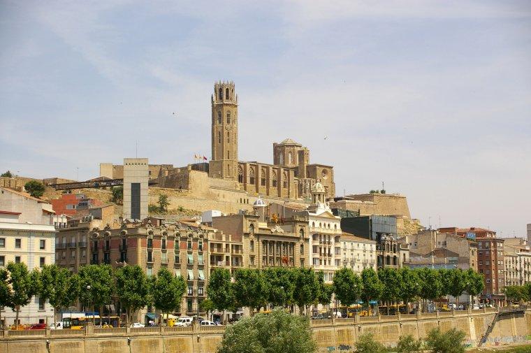 Lleida és la capital del Segrià