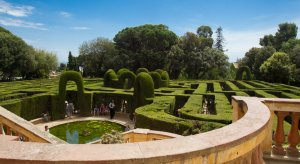 Laberint d'horta