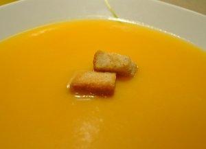 Sopa de carabassa