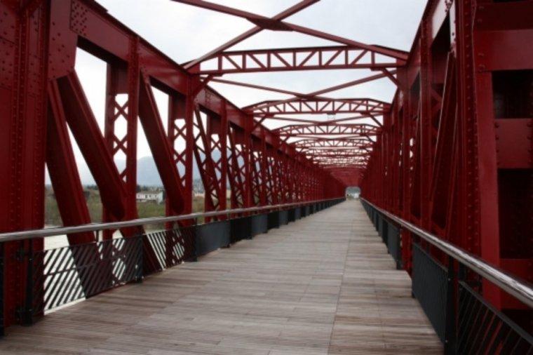 Pont del tren de Tortosa