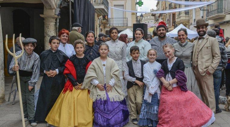 L'Arboç celebra la Fira Modernista del Penedès