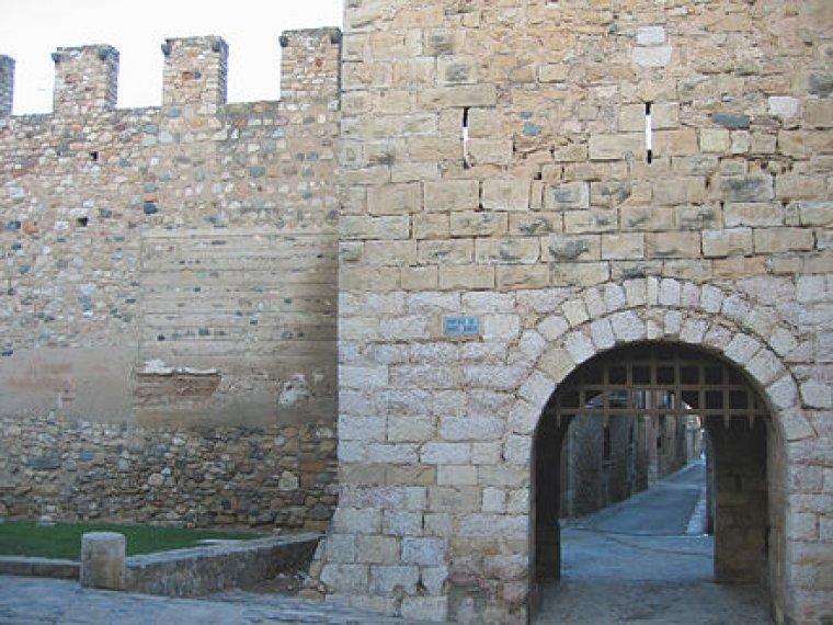 Portal de Sant Jordi