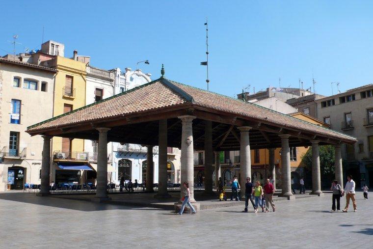 Granollers és la capital de la comarca