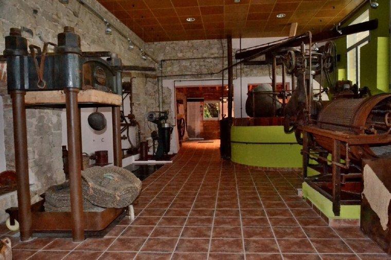 L'Antic Molí de l'oli de Fulleda