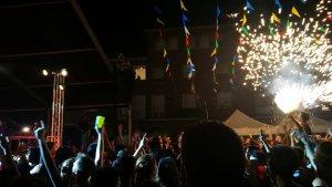La música és una de les protagonistes de les festes