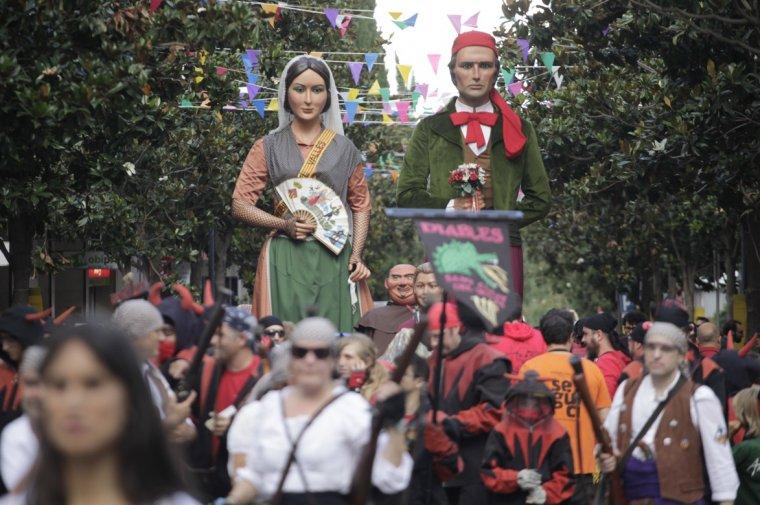 Seguici de la Festa Major de Sant Cugat