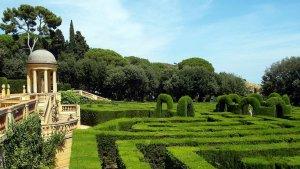 El parc del Laberint d'Horta