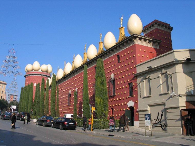 El Museu Dalí de Figueres