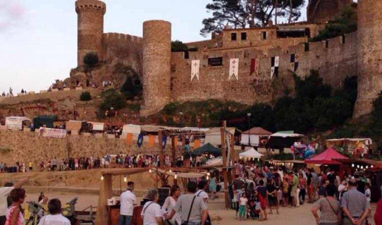 Mercat Medieval a Tossa
