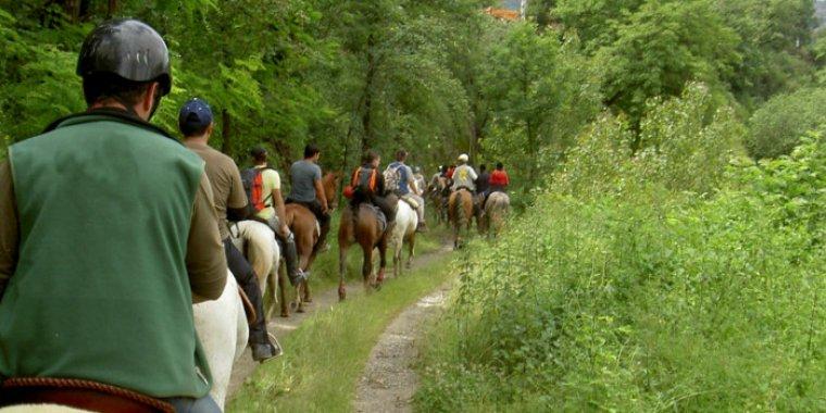 Rutes a cavall per Osona