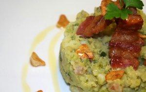 El trinxat de la Cerdanya és el plat més típic de la zona