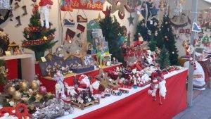 Hi ha nombroses fires arreu del territori per preparar Nadal