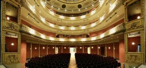 Interior del Teatre Principal de Sabadell
