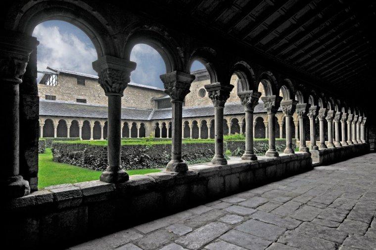Claustre de Santa Maria d'Urgell