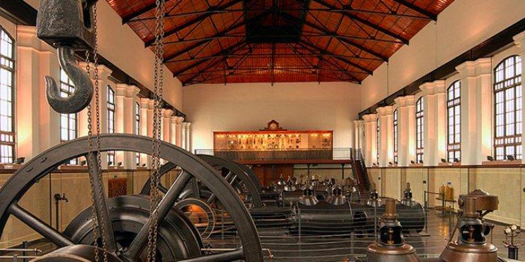 Museu Agbar de les Aigües a Cornellà de Llobregat