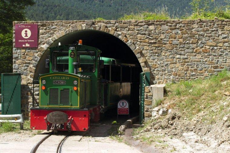 Tren del ciment