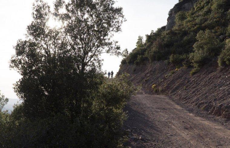 Sant Quirze Safaja. Grau Mercader