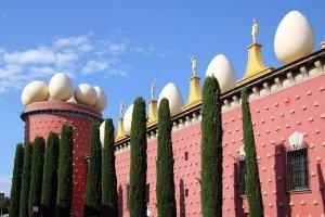 El Museu Dalí és un dels grans atractius de la ciutat