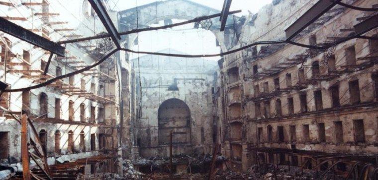 El Liceu cremava el 31 de gener de 1994