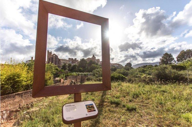 Punt de la ruta: El paisatge emocional de Miró